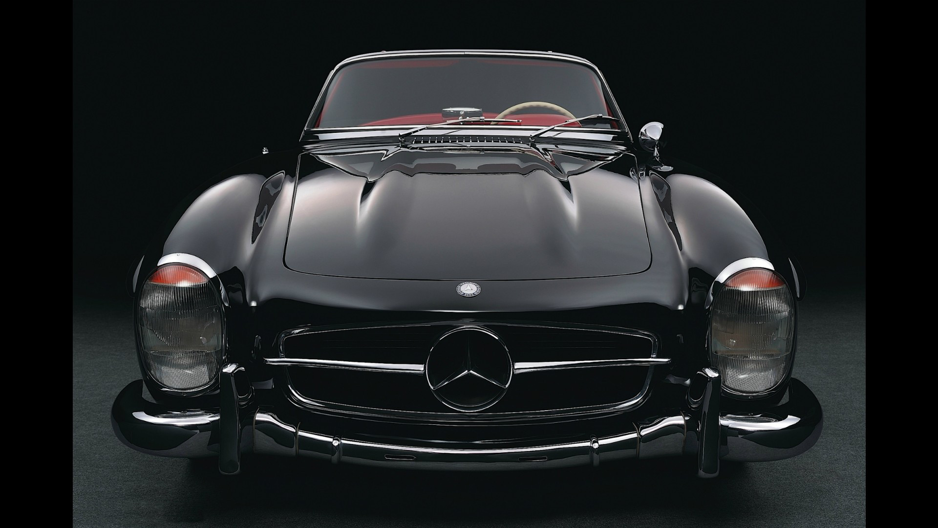 Mercedes classic car repair and restorations