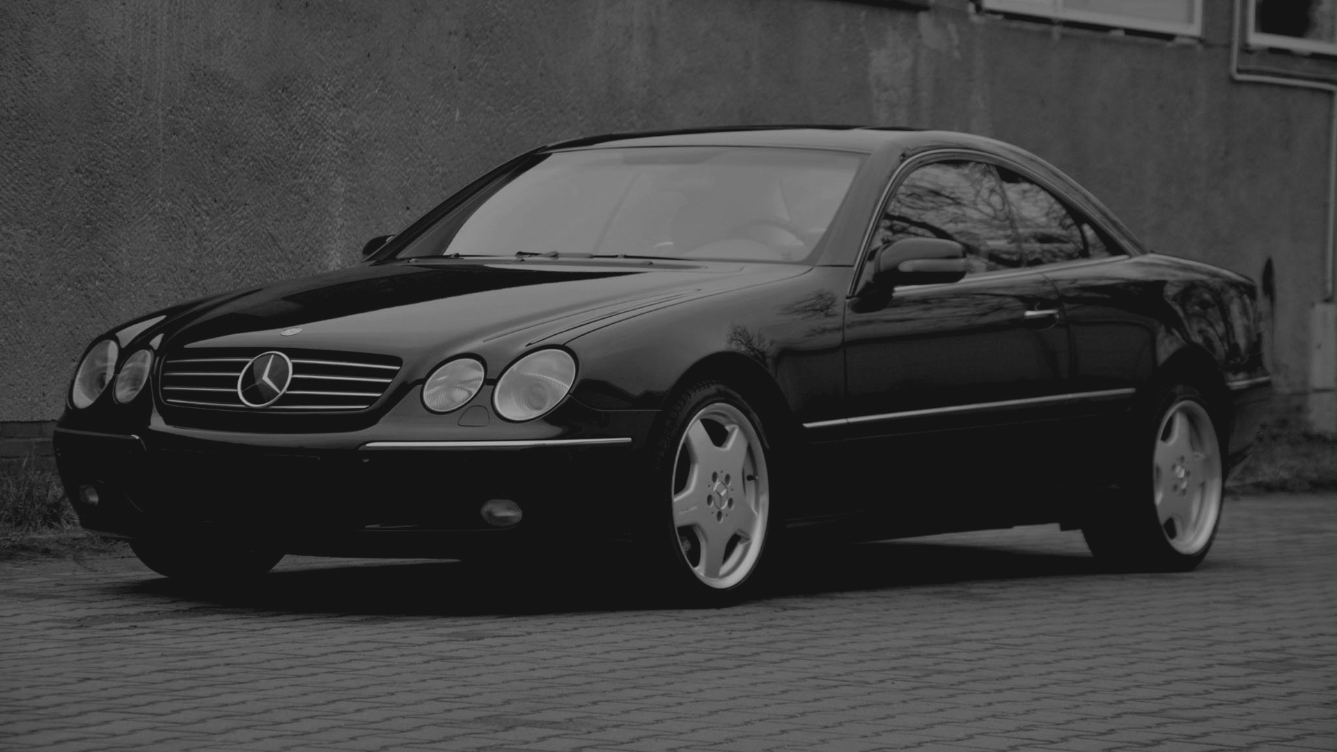 Classic Mercedes Benz CL500 C215 Customer Car
